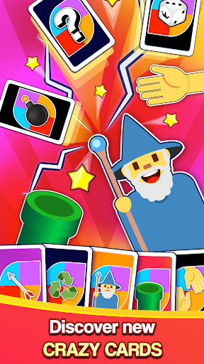 Card Party! - UNO with Friends Online, Card Games 10000000074 screenshots 2