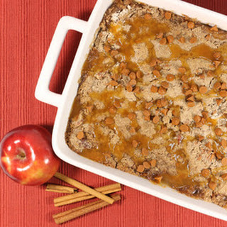 Easy Apple Cinnamon Dump Cake