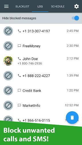 Calls Blacklist PRO v3.2.5 [Patched]