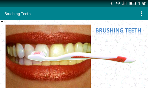Brushing Teeth Simulation