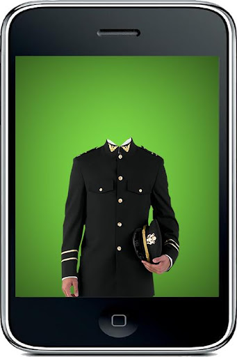 Militaryman Fashion Suit