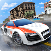 Racing with cars - Driving Simulator