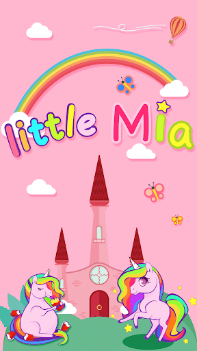 iKey Pro Little Mia Sticker