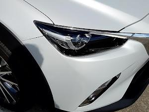 CX-3 DK5FW XD PROACTIVE セラミックメタリック 2WD 6EC-ATのカスタム事例画像 Kumi...さんの2020年09月27日22:18の投稿