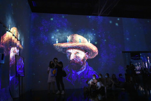 PHOTOS: A Look at the Immersive Van Gogh Exhibit in New York