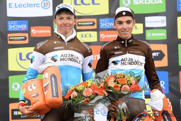 Selecties Ronde: AG2R met kopman Naesen én met Bardet, Philipsen ondersteunt Kristoff en Benoot doet weer mee