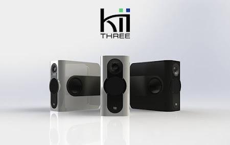 Revolutie: Kii Audio THREE - contacteer ons voor een demo