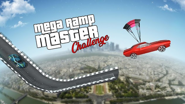 Mega Ramp Master Challenge