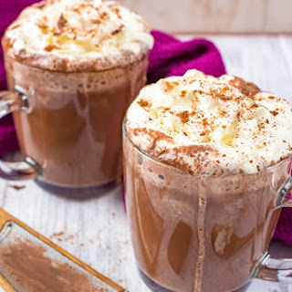 Healthy Chocolate Drink Recipes.