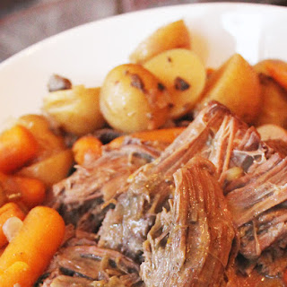 Bottom Round Pot Roast Crock Pot Recipes