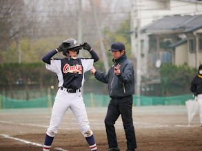 Photo: 息子、イェ~♪