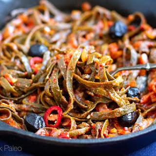 Seaweed Pasta Recipes
