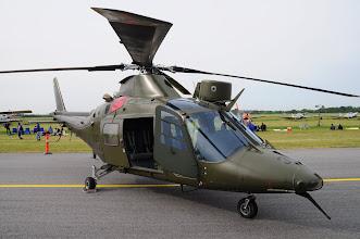 Photo: Belgijska Agusta A109