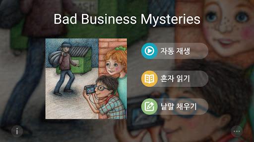 Bad Business Mysteries: Redeem