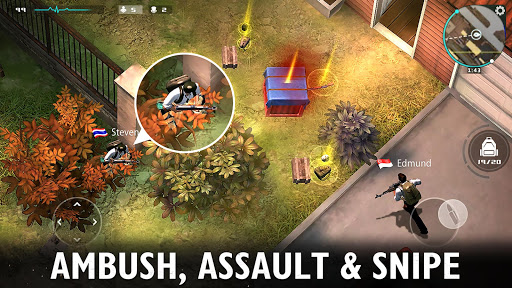 Last Fire Survival: Battleground 1.3.0 screenshots 3