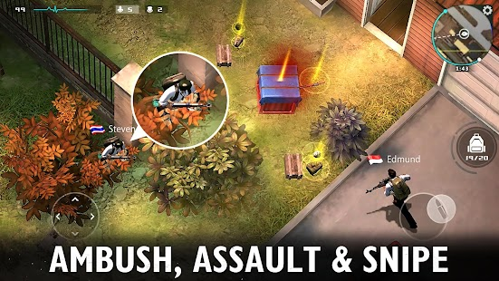 Last Fire Survival: Battleground Screenshot