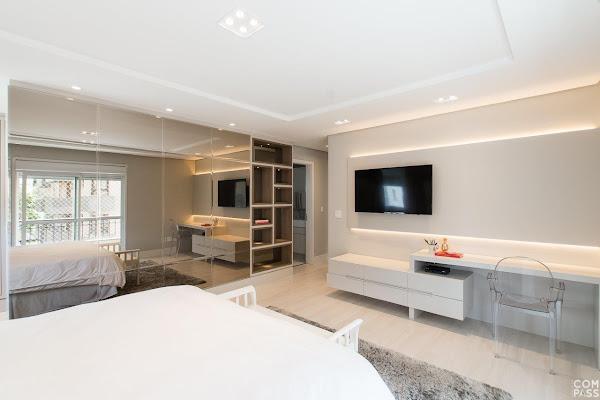 Apartamento Residencial Bela Vista, Porto Alegre 138m²