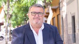 Manolo García, candidato socialista a la alcaldía.