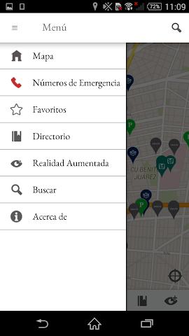 android RadarCiSalud Screenshot 2