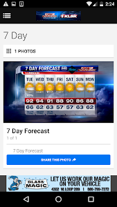 KLBK First Warning Weather screenshot 0