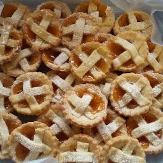 ~ Jam Tart Biscuits ~