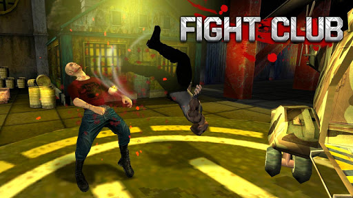 Fight Club - Fighting Games  screenshots 1
