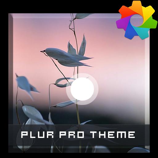 Plur Theme For Xperia