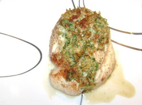 Artichoke-stuffed Chicken Breast