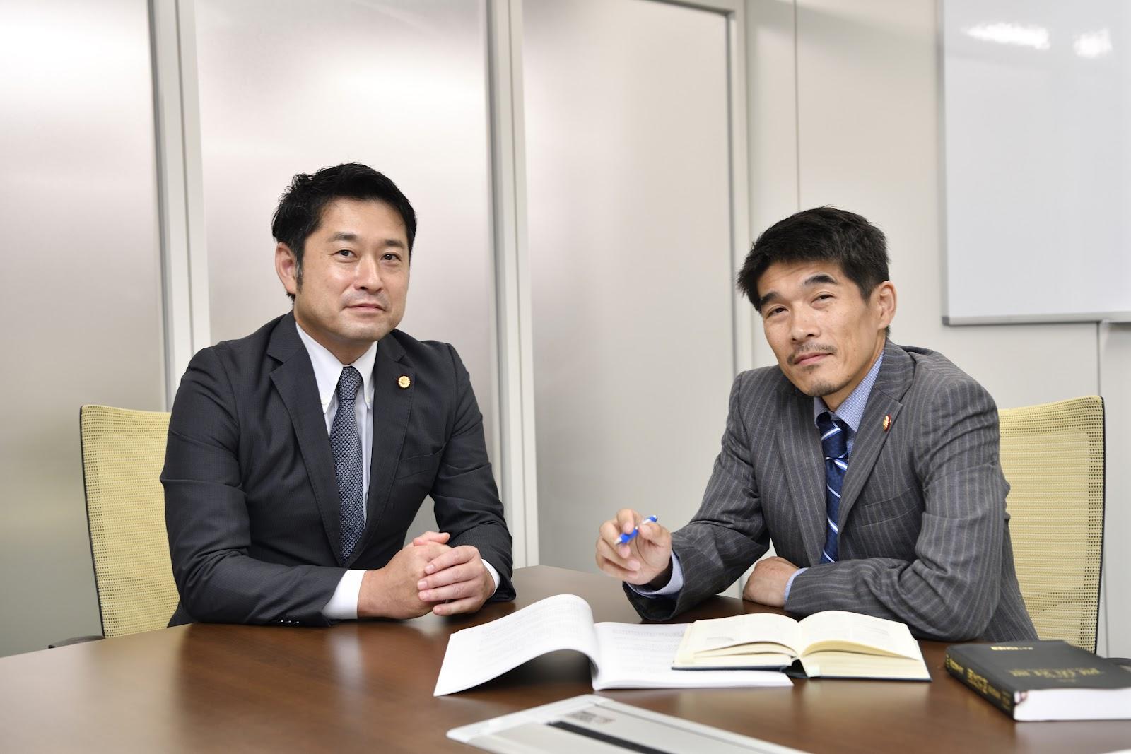 「パトリオ特許事務所」の職場・採用インタビュー|所員様にお伺いしました!