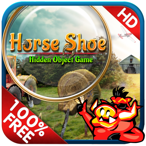 Horse Shoe Games Find Objects 解謎 LOGO-玩APPs