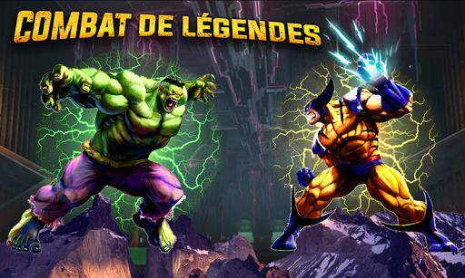 rue Roi combattant:super héros-Street King Fighter  captures d'écran 1
