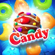 مجنون الحلوى الحلوى قنبلة المباراة 3 لعبة