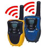 Walkie Talkie Wifi - Free