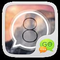 GO SMS PRO ICOLOR8 THEME icon