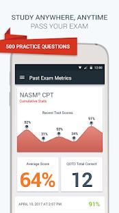 NASM CPT Pocket Prep - náhled