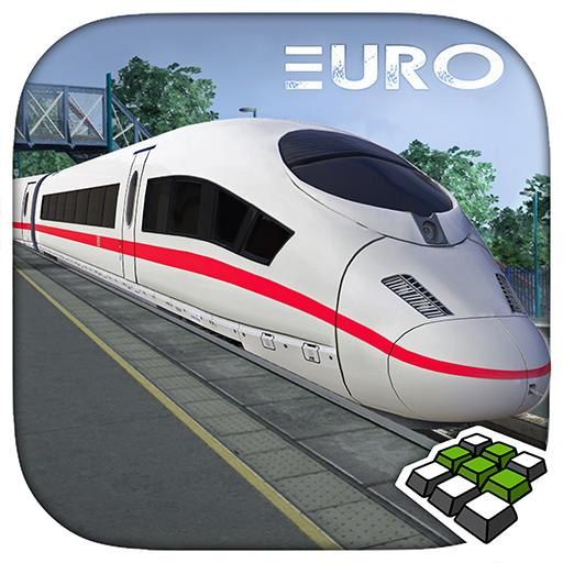 Euro Train Simulator file APK Free for PC, smart TV Download