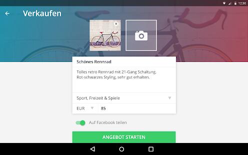 shpock flohmarkt kleinanzeigen android apps auf google play. Black Bedroom Furniture Sets. Home Design Ideas