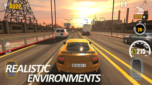 Traffic Tour: Multiplayer Racing 1.3.3 screenshots 14