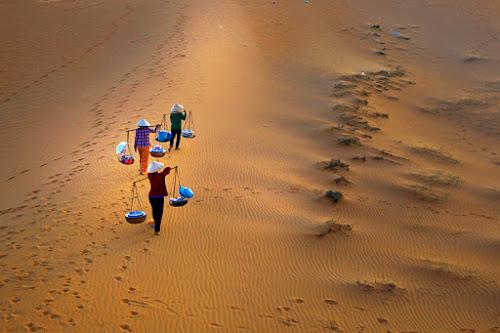 Vietnam Desert by Jeffry Surianto - Landscapes Travel ( travel. desert )
