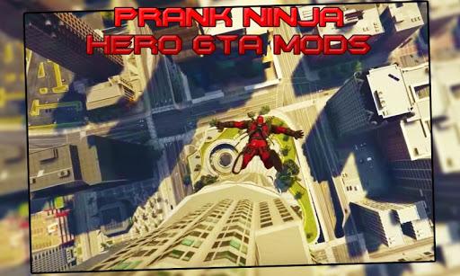Prank ninja hero gta mods 1.0 screenshots 3