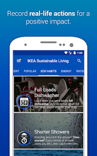 IKEA Sustainable Living- screenshot thumbnail