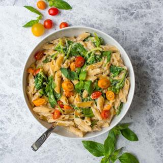 Vegan Creamy Pasta Sauce Recipes.
