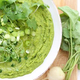 Spinach Hummus No Tahini Recipes