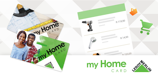 Leroy Merlin Sa My Home Card Applications Sur Google Play