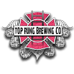 Logo of Top Rung Comet The Hop Pale