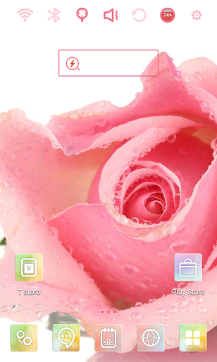 The Rose Theme: Free Wallpaper