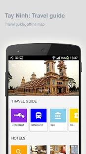 Tay Ninh: Offline travel guide - náhled