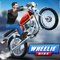 Bike Moto Wheelie icon