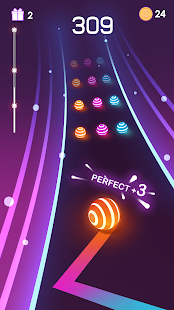 Dancing Road: Color Ball Run! Screenshot