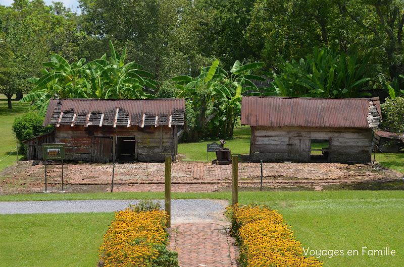 laura plantation - cuisines